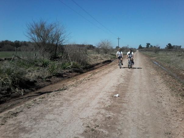 Carlos Keen en bici 6